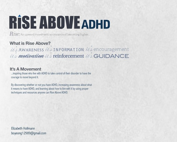 Rise Above ADHD